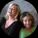 Becky Kloetzel-Roberts and Heidemarie Stemler